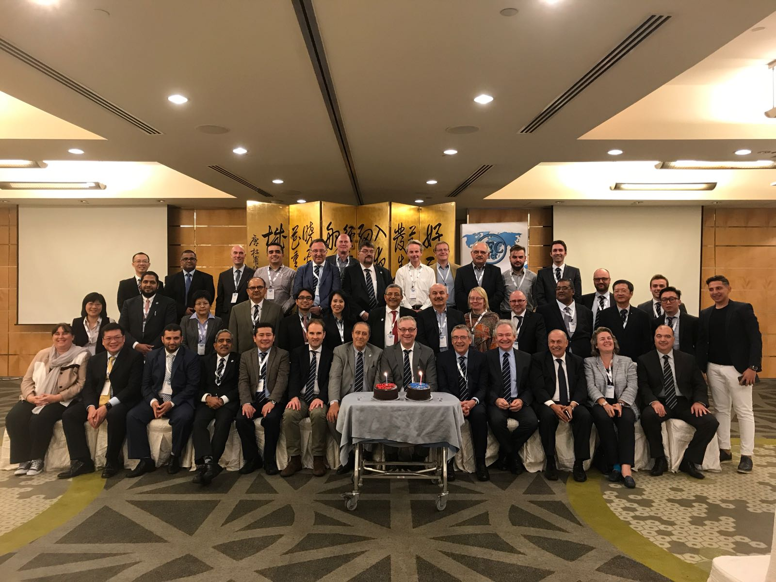 Group Picture AGM Singapore