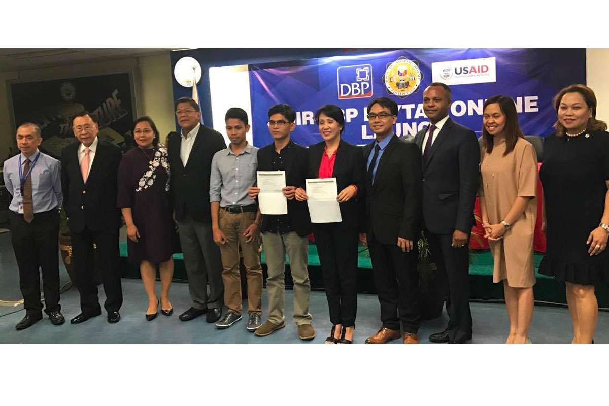 DBP Officially Launches PayTax Online