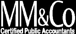 MM&Co Logo White