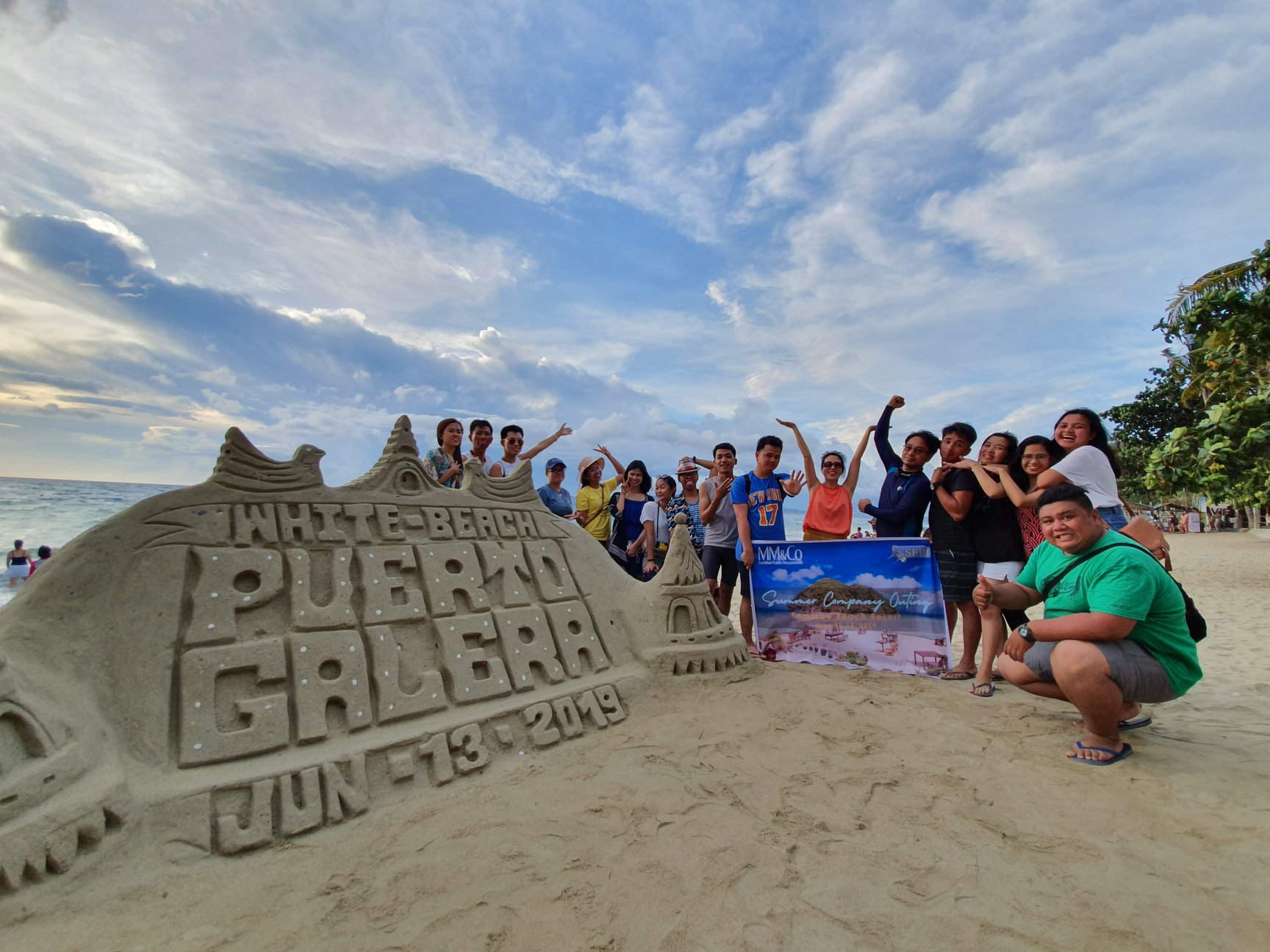 MM&Co. goes to Puerto Galera